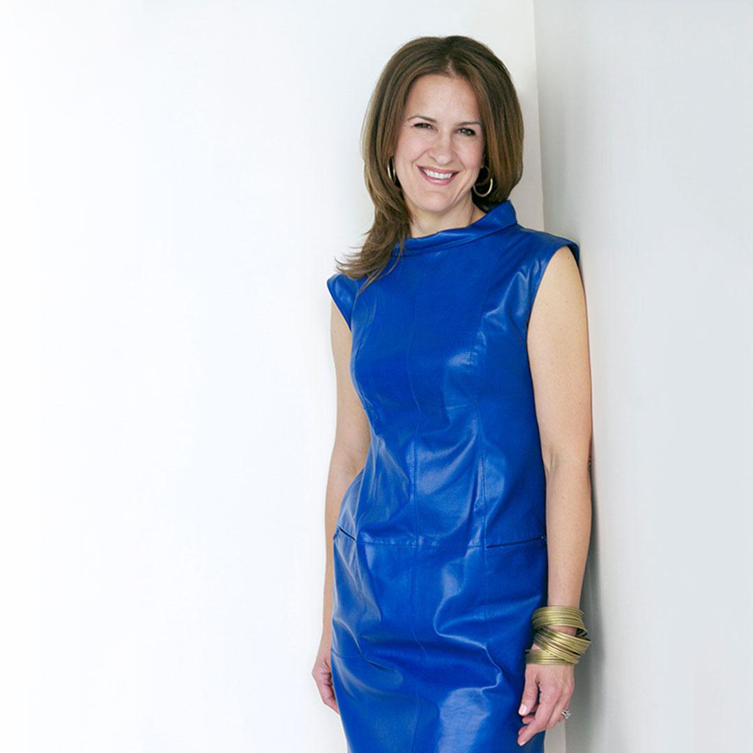 Interior designer Ana Donohue