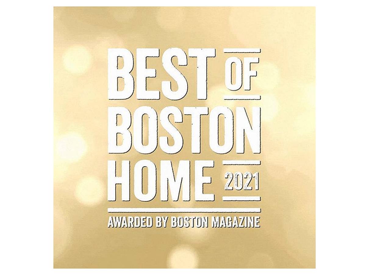 Ana Donohue Interiors Best of Boston 2021 - Interior Designer of the Year