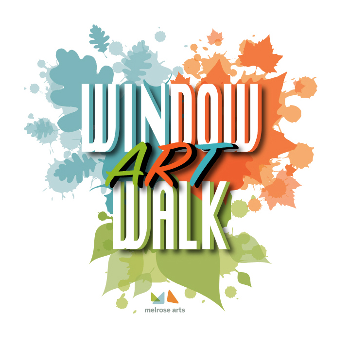 Melrose Arts Window Walk